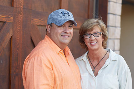 Core Northwest Owners Rod and Brenda Cassel