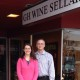 Karen & Ryan Rowe, owners of Grays Harbor Wine Sellars