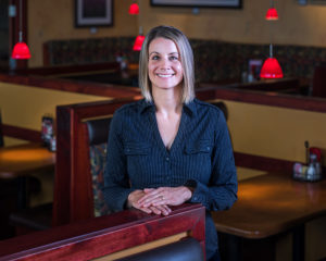 Carrie deKubber, owner