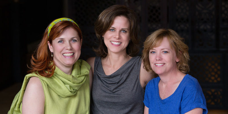 Work Well NW owners Jeni Martinez, Suzy Green and Karen Schwisow